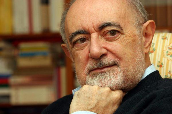 PARA ARCHIVO.Carlos Garcia Gual, escritor. AULA
